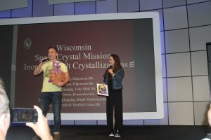 2018-19 Wisconsin Space Crystal Mission