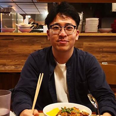 Yuheng Chen Headshot