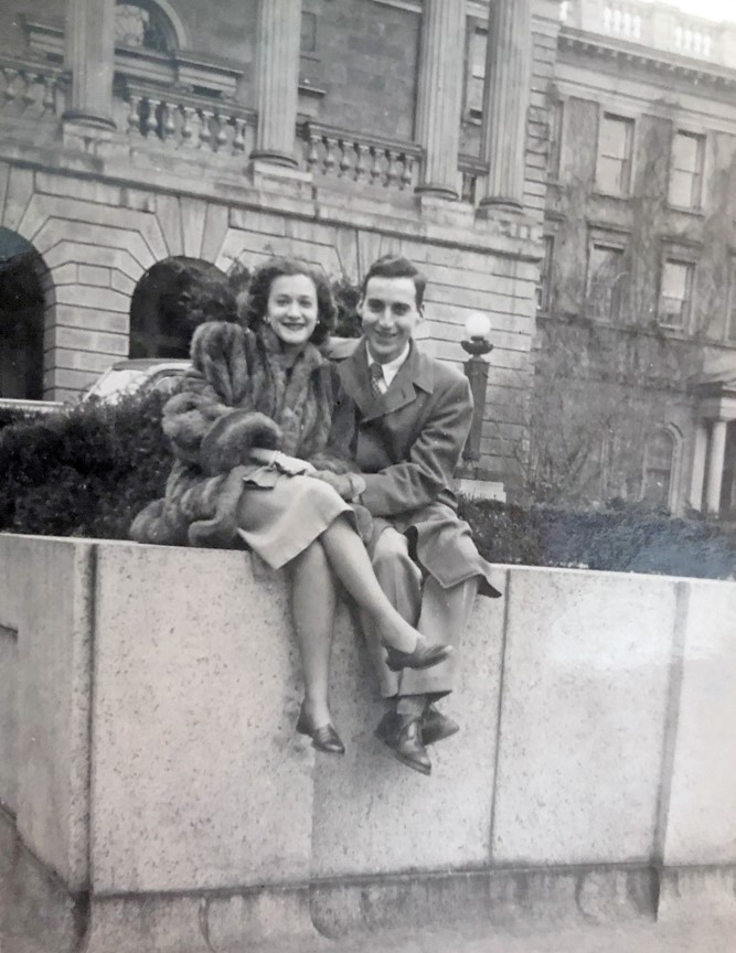 Ina and Stanley Mirviss
