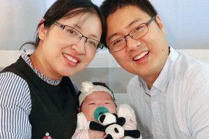 Pingli Wei & Family