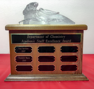 Academic Staff Excellence Award